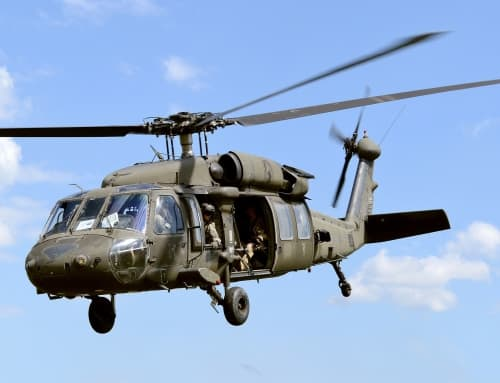 2 UH-60M Blackhawks approved for Croatia