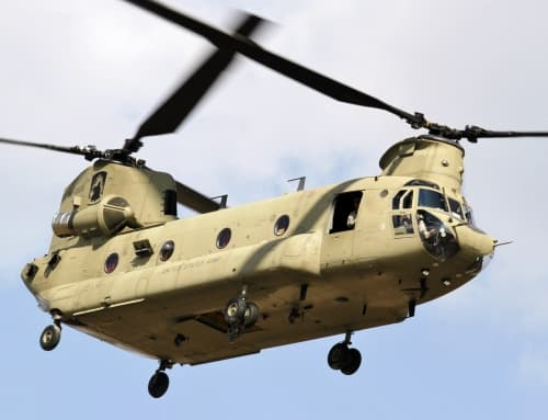 UAE approved for 10 CH-47F Chinooks and associated equipment