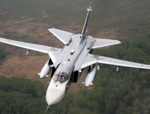 "Sukhoi Su-24M/MK ""Fencer-D"""