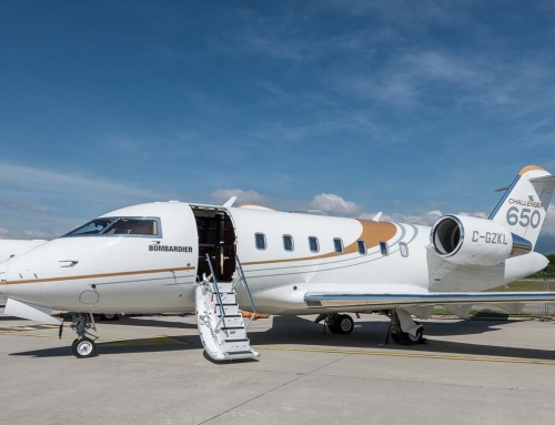 Bombardier Challenger 600 Series
