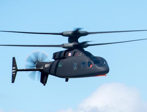 Lockheed Martin-Boeing SB-1 Defiant