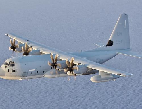 Lockheed Martin KC-130J Super Hercules