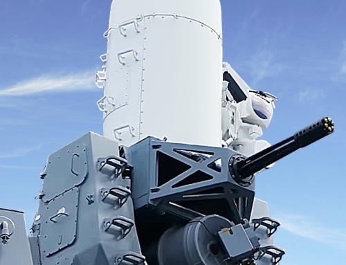 General Dynamics Phalanx C-RAM