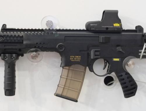 ST Kinetics Conventional Multirole Combat Rifle